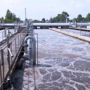 Technik für die kommunale Abwasserbehandlung